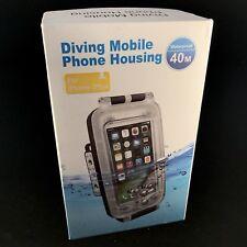 iPhone 7 Plus Diving Mobile Phone Housing Waterproof 40 Meters