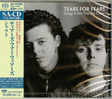 Tears for Fears-Songs from the big chair-Japon SHM-SACD g88