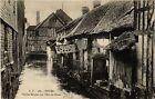 CPA Rouen-Vieilles Maisons sur l'Eau de Robec (348501)