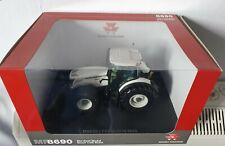 UH MASSEY FERGUSON 8690 TRACTOR 1/32 SCALE - WHITE LIMITED EDITION