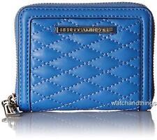 New Rebecca Minkoff Mini Ava Zip Leather Wallet SS16ELVC02 $85