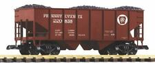 More details for piko pennsylvania rib sided hopper w/coal load pk38916 g scale