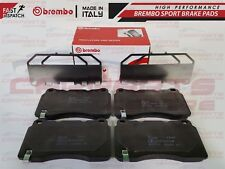 FOR VAUXHALL ASTRA GTC J MK6 VXR FRONT GENUINE BREMBO BRAKE PADS SET P59079
