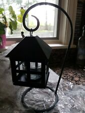 Metal Candle Table Lantern, Decorative  Outdoor