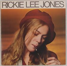 "RICKIE LEE JONES: Self Titled USA OG WB BSK 3296 ""Chuck E's in Love"" LP NM"