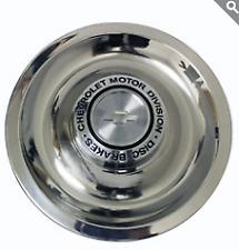 American Racing VN327 1014C Rally Center Cap w/ Chevy Logo Bow Tie Chrome (1)