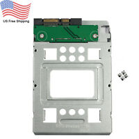"2.5"" SSD to 3.5"" Converter HDD Tray Caddy Hard Disk Drive Adapter  654540-001"