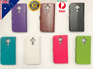 Huawei Mate 8, Mate 9, Mate 10 Wallet case TPU Leather style Card holder Mercury