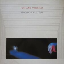 JON & VANGELIS - PRIVATE COLLECTION - LP (original innersleeve)