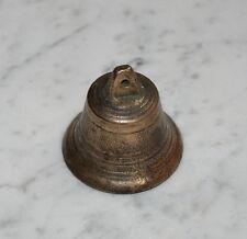 3 antike Glocken aus Bronze - 19. Jahrhundert   (# 6337)