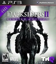DARKSIDERS II 2 LIMITED EDITION CD GIOCO USATO PER PLAYSTATION 3 PS3 no scatola