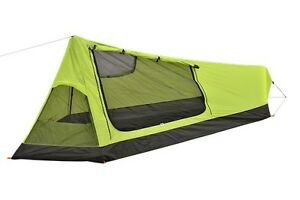 NEW Upon 1 Person Bivy Bike Tent - Camping, Outdoor, Hiking, Cycling