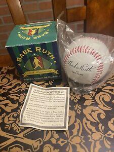 Sealed Vintage 1995 Babe Ruth 100th Anniversary Replica Signature Baseball #3