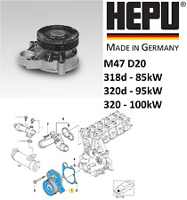 OE Water Pump BMW E46 318d 320d M47 11510393731 HEPU GERMANY