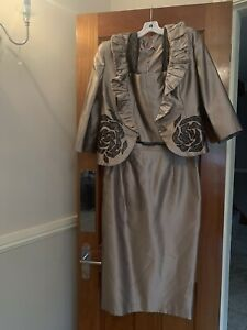 Cabotine Mother Of The Bride Dress Size 12