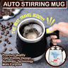 Auto Stirring Coffee Cup Mug Electic Self Stirring Stainless Steel Mixing Cup