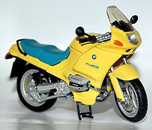 BMW R 1100 Rs Complete Cladding Motorcycle Dakaryellow Motorcycle Yellow 1:24