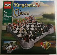 Lego Royaume Échiquier Set 853373 Échec Jeu Neuf & Ovp Neuf Scellé Rare Rare