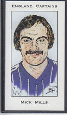 West Midlands C.C. - Angleterre capitaines 1997 # 19 Mick Mills-Ipswich