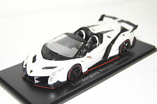 Lamborghini Veneno Roadster weiß 1:43 Kyosho neu & OVP 5572W