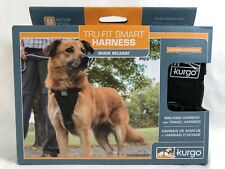 Kurgo Tru-Fit Smart Harness Enhanced Strength (Medium) Dog Puppy Quick Release
