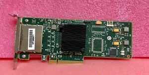 LSI SAS9200-8e  External 2 Port 6Gb/s SAS HBA LP  { Free SAS Cable Included }