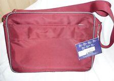 Red CARLTON PADDED LAP Top Cross Body MESSENGER BAG RRP £45 BNWT