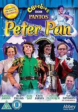 NEW - CBEEBIES Panto : Peter Pan [DVD] 5012106938618