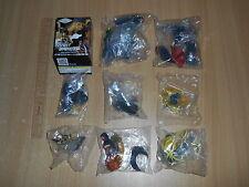 > Medicos Galaxy Express 999 Legend Trading Figure Color Set of 8pcs(JP)