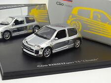 UH 1/43 - Renault Clio Sport V6 Cromado