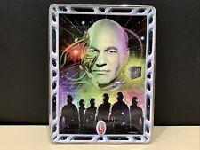 Franklin Mint Locutus Of Borg Le Plate Star Trek Villains of the Galaxy