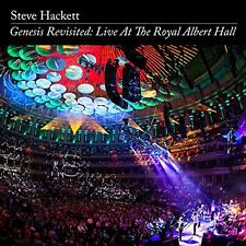 Steve Hackett: Genesis Revisited: Live At The Royal Albert Hall: (2CD+DVD)