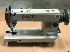 Yamata Fy5318 Industrial Walking Foot Sewing Machine With Kd Tablestandmotor