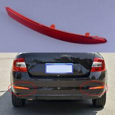 Rear Right Bumper Reflector Brake Tail Warning Light fit for Skoda Octavia Mk II