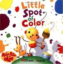 Rolie Polie Olie Board Book: Little Spot of Color