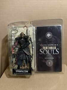 McFarlane Clive Barker's Tortured Souls- Agonistes Action Figure New In Box