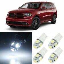 17 x Xenon White Interior LED Lights Package For 2011 - 2019 Dodge Durango +TOOL