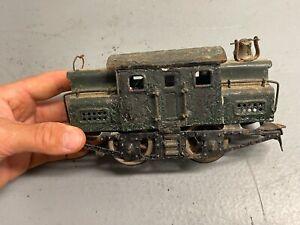 "Antique Lionel Prewar O Gauge Locomotive Motor Train Car ""The Lionel Company"""