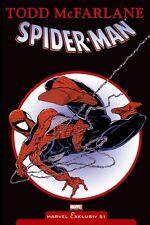 Marvel en exclusiva HC # 51-Todd McFarlane Spider-Man 2-Panini 2004-Embalaje original