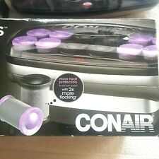 Conair Wave Curl Jumbo Rollers with Hair Clips