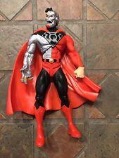 DC Direct YELLOW LANTERN CYBORG SUPERMAN Figure LOOSE Green LANTERN Wave 3