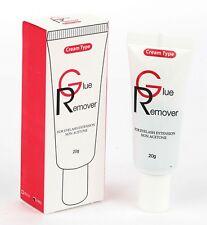 Cream Type Glue Remover For Eyelash Extension Non Acetone 20g EU Seller