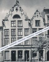 Danzig - Gdańsk  - Altstadthaus -  um 1935    G 23-18