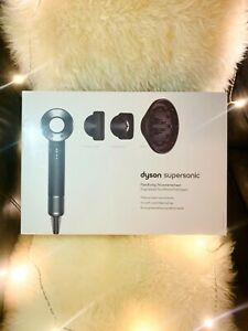 Dyson Supersonic Hair Dryer - Black (WITH STORAGE CASE) (BRAND NEW & UNOPENED)