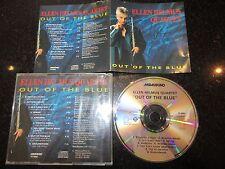 "ELLEN HELMUS QUARTET ""OUT OF THE BLUE"" RARE 1991 CD"