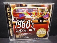 1960's Classic Hits CD Various Artist Brand New B345