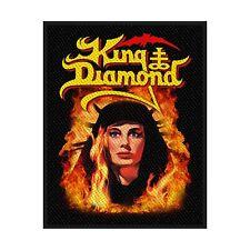 "KING DIAMOND - ""FATAL PORTRAIT"" WOVEN SEW ON PATCH"