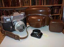 Kodak Retina III SLR Camera, w/case & Schneider Kreuznach 2.8/35mm Lens