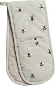 Sophie Allport Bee Oven Gloves *Free P&P*
