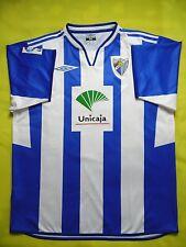 Malaga Splain Jersey 2005 2006 Home XXL Shirt Mens Camiseta Football Umbro ig93